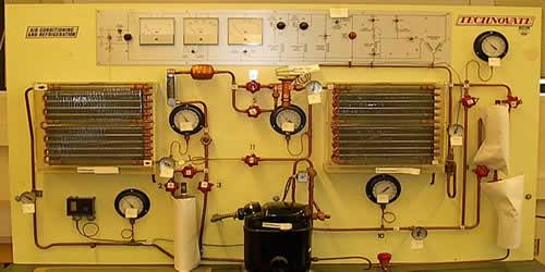 Vapor Compression Refrigeration System Environmental