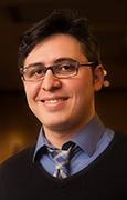 Head shot of Professor Ali Moradi